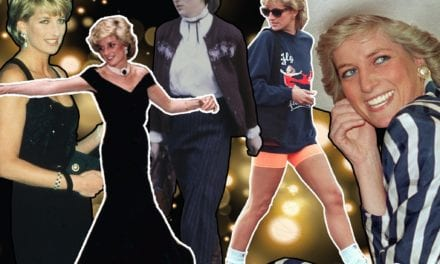 How Princess Diana went from Sloane Ranger to fashion renegade