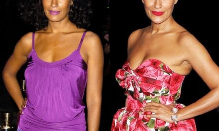 See Tracee Ellis Ross' One-of-a-Kind Fashion Evolution – E! Online