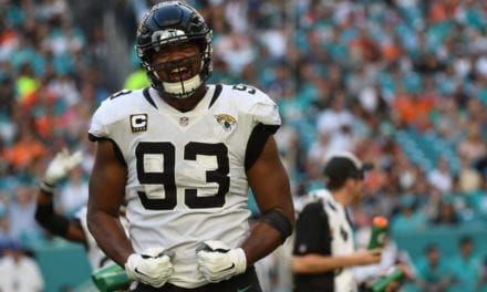 Ravens' DE Calais Campbell Set to Miss His First Game Since 2014 – My Daily Magazine – Art, Design, DIY, Fashion and Beauty !