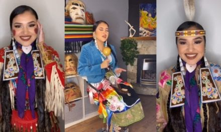 Tia Wood Is the Cree and Salish Singer Fusing Music and Style | Vogue