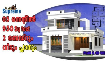 1131 Sq Ft 2BHK Modern Style Two-Storey House and Free Plan – Home Pictures