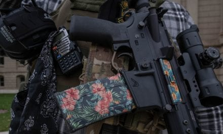 Feds Indict Boogaloo Sympathizer For Selling Tools That Turn AR-Style Rifles Into Machine Guns