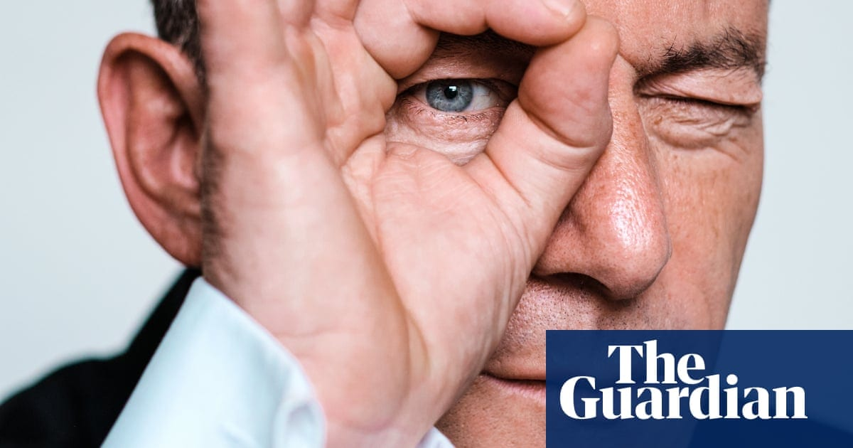 Jason Isaacs: 'I'd like to apologise to anyone who met me before I was 30 – I was a drug addict'   Life and style   The Guardian