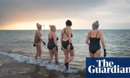 Bluetits and Bluebells: Essex's open water swimmers – a photo essay | Life and style | The Guardian