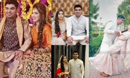 Famous Youtuber And Chef Amna Riaz Got Married – Health Fashion