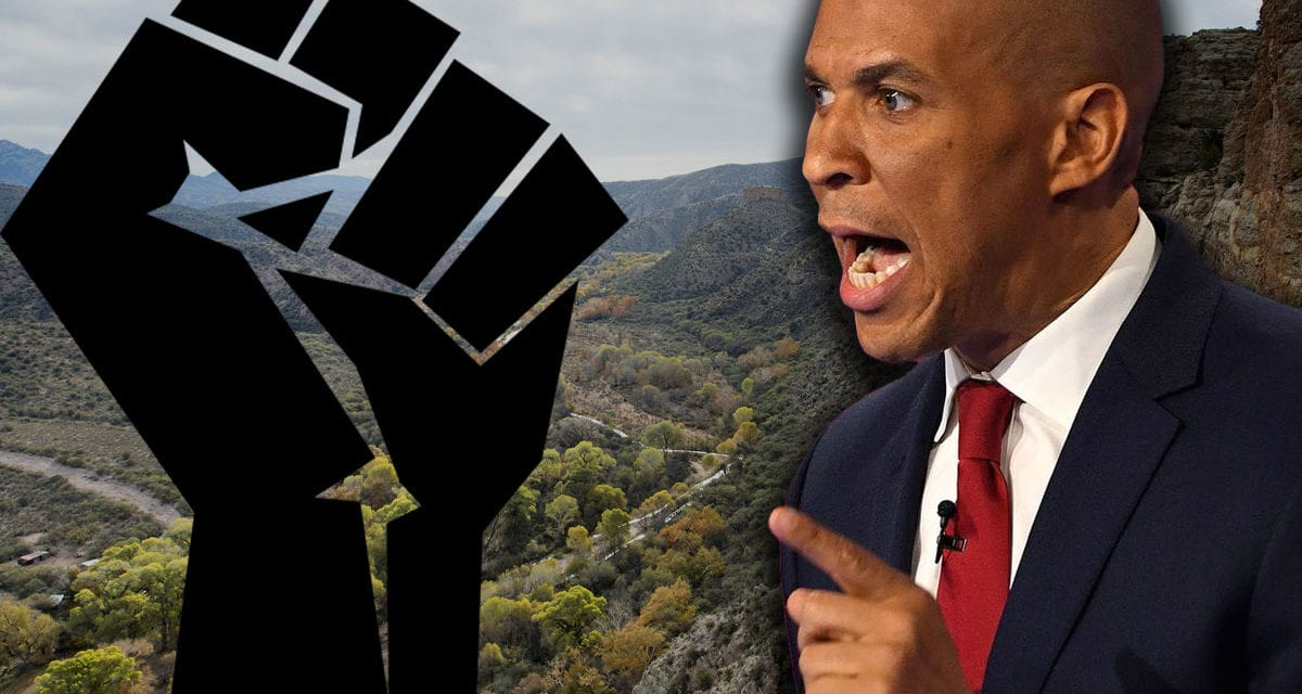 "Corey Booker is Introducing South African Style Land Confiscation Bill to Give Land To ""Black Farmers"""