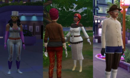 RIP to Random Townie Fashion in The Sims 4