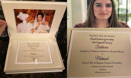 Bakhtawar Bhutto to get engaged on Nov 27 with son of  America Based  Business Tycoon – Health Fashion
