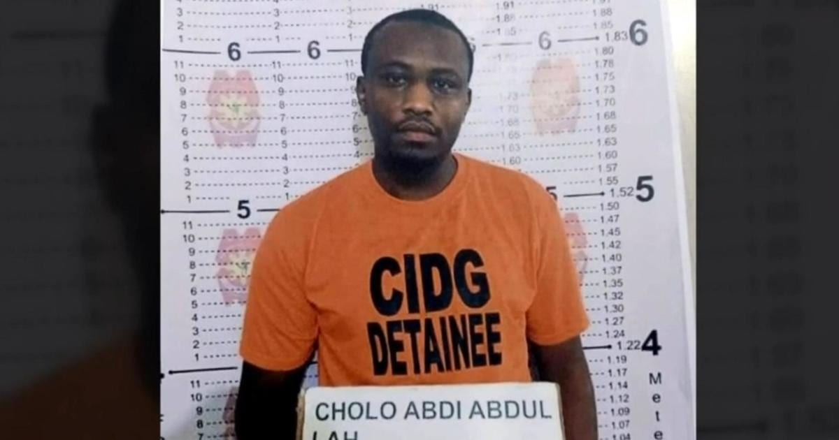 Kenyan man charged with plotting 9/11-style attack on U.S. – CBS News