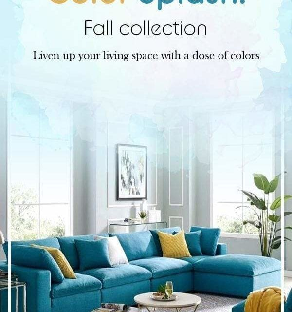 Colors Can Add An Appeal to your Decor Style – Casagear.com