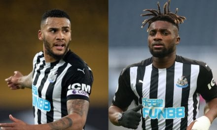 Newcastle duo Jamaal Lascelles and Allan Saint-Maximin suffering long-term effects from Covid-19 | Football News | Sky Sports