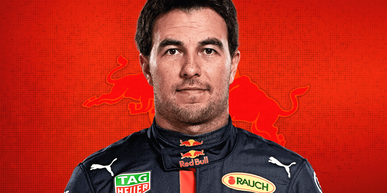 Sergio Perez signs for Red Bull as Max Verstappen F1 team-mate for 2021 season | F1 News