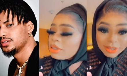 """Being a good girl never goes out of style"" – BBNaija's Rico Swavey shuns Bobrisky's advice (Video) – YabaLeftOnline"
