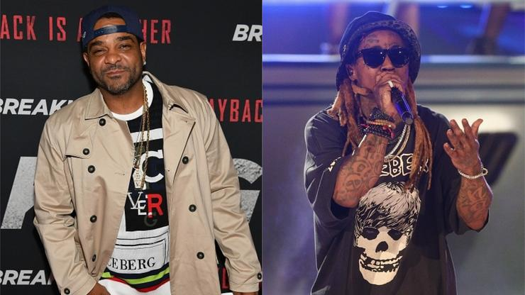 Jim Jones Says Lil Wayne Re-Vamped His Style After Hanging With Dipset