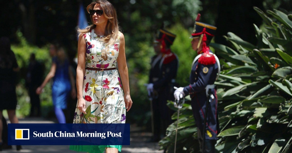 Donald Trump angry at US fashion magazines for not featuring Melania on a single cover | South China Morning Post