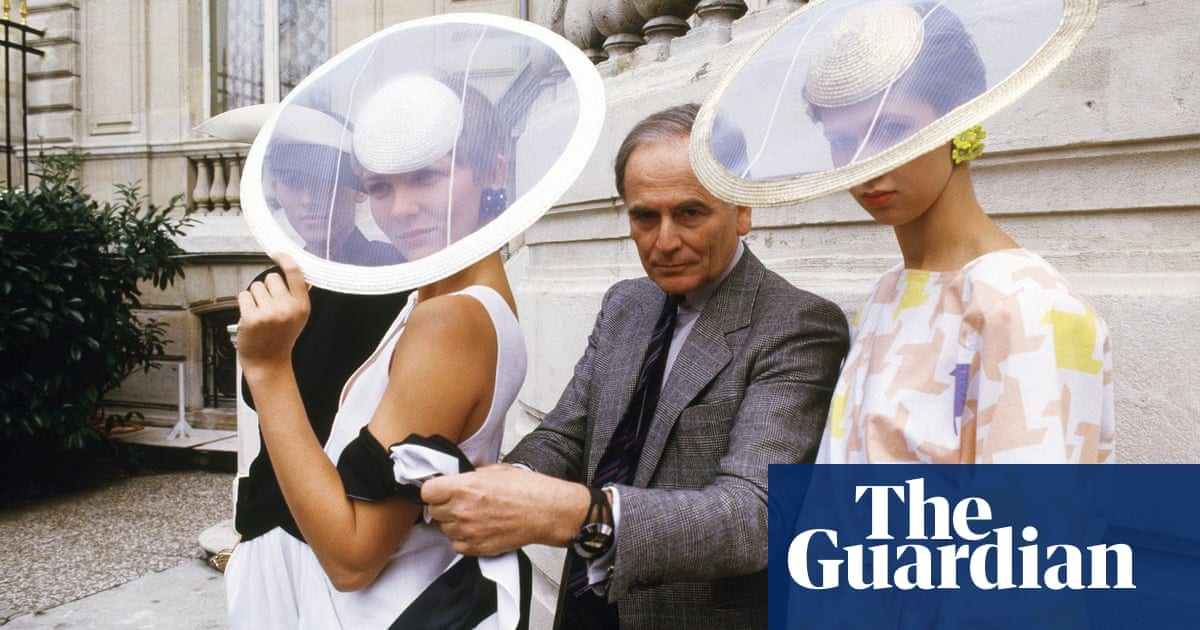 French designer Pierre Cardin dies aged 98 | Fashion | The Guardian