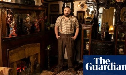 Modern life is rubbish! The people whose homes are portals to the past | Life and style | The Guardian