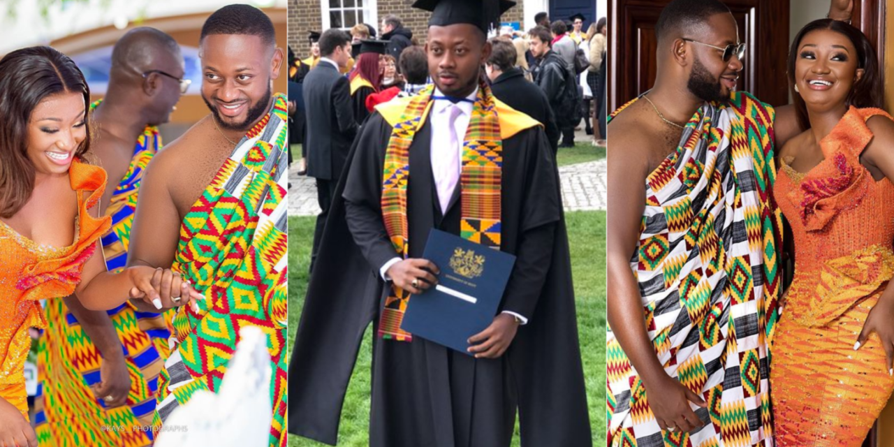 Dr. Ofori Sarpong's Daughter, Cindy Celebrates Her Husband In Style On His Birthday – WATCH Video » GhBase•com™
