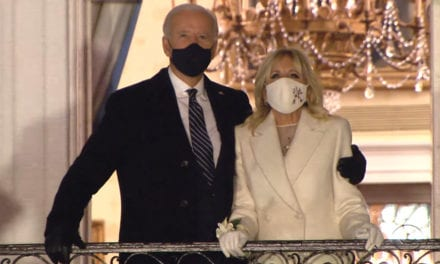 Jill Biden Sent a Thoughtful Unity Message In Her Inauguration Night Fashion | Tom + Lorenzo