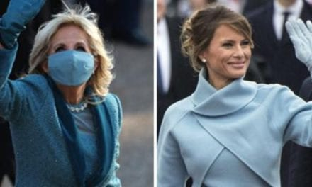 'Sick, sad and hateful': Media fawns over Jill Biden for bringing fashion 'back' to the White House