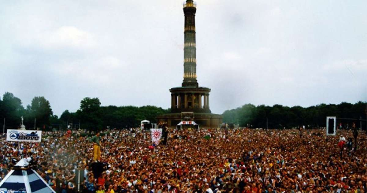 Berlin will host a new version of the Love Parade in 2022 – News – Mixmag