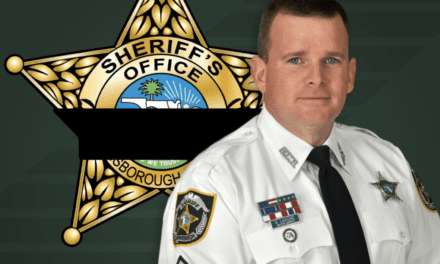 "One shift from retirement, deputy killed in bizarre ""kamikaze""-style vehicle attack."
