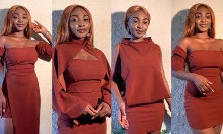 Popular Fashion Designer Releases New 2021 Dresses That Can Be Worn In More Than 3 Ways & Styles [Photos] » GhBase•com™