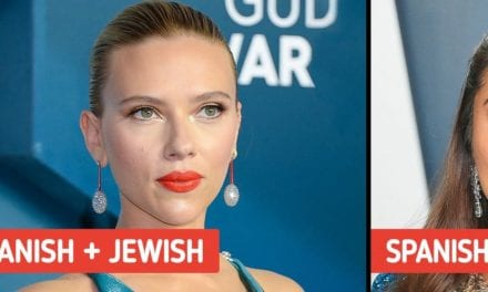 20+ Celebrities Whose Background Is an Unbelievable Cocktail of Different Nations