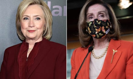 Clinton, Pelosi call for '9/11-style commission' into Capitol riot, Putin's role