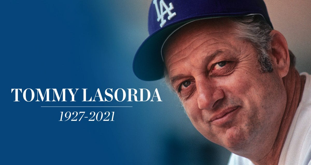 Tommy Lasorda death: Former Dodgers manager dies at 93 – Sports Illustrated