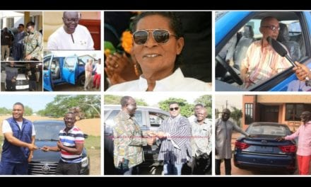Top 20 Ghanaians using Kantanka Cars in style (Video) – Ghana News Online