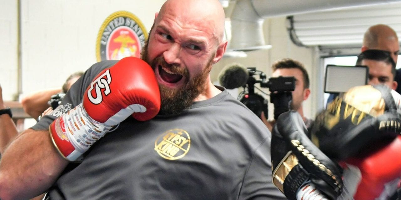 Tyson Fury's US promoter Bob Arum hopes to agree Anthony Joshua fight within two weeks | Boxing News | Sky Sports