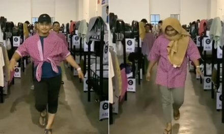 [VIDEO] COVID-19 Patients Hold 'Fashion Show' In MAEPS Serdang To Pass The Time