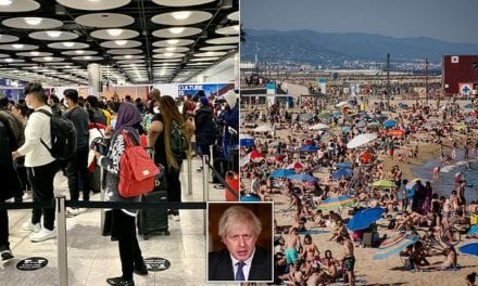 Boris Johnson is set to give go-ahead for Australia-style quarantine | Daily Mail Online