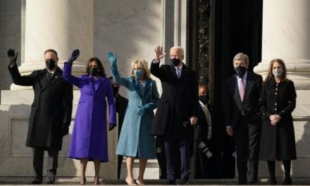 Vice President Kamala Harris wears outfit by SC fashion designer on Inauguration Day