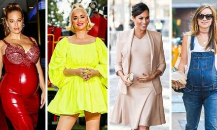 20+ Maternity Looks That We Can Totally Steal From Celebrities