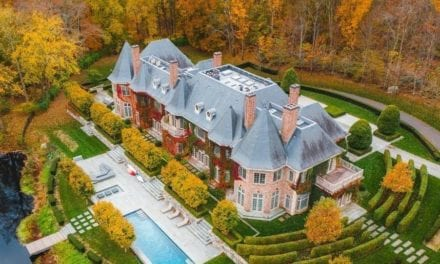 26,000 Sq. Ft. European-Style Château Hits the Market for $15M in New Canaan, CT (PHOTOS) – Pricey Pads