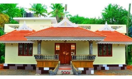 984 Sq Ft 3BHK Traditional Style Single Floor House and Free Plan – Home Pictures