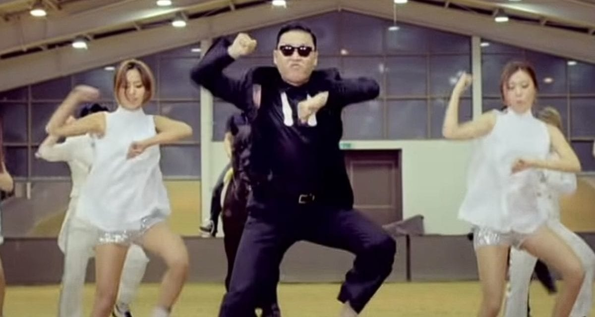 Gangnam Style emote coming to Fortnite | PC Gamer