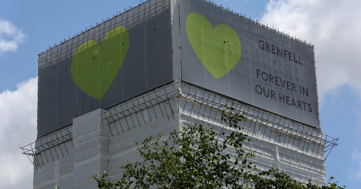 UK government accused of covering up 'national scandal' over Grenfell-style cladding | openDemocracy