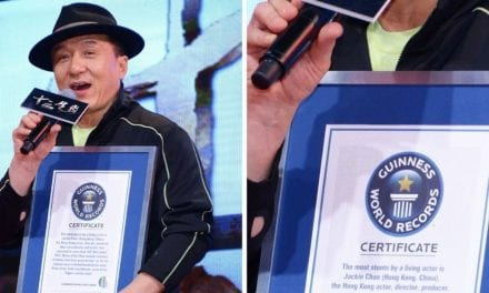 11 Celebrities We Didn't Know Were in the Guinness World Records Book