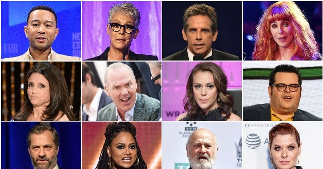 41 Hollywood Celebrities Who Tweeted Support for The Lincoln Project