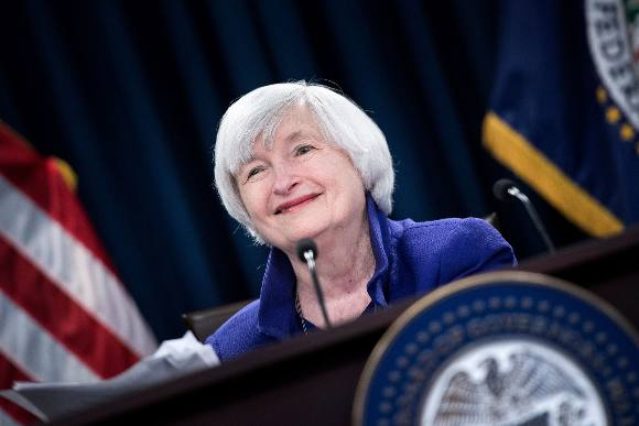 Yellen thanks rapper behind Hamilton-style song about her: 'Your tune is money'