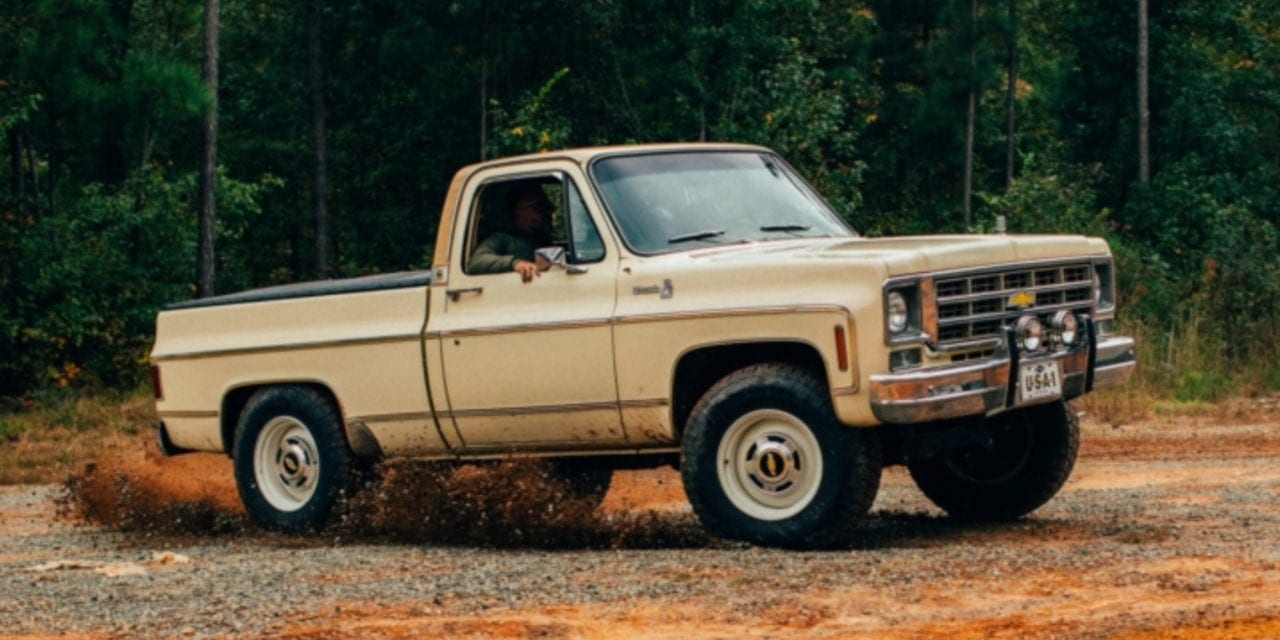 You Can Buy a 'New' Square Body Chevy Truck With 650 HP and Period-Correct 4×4 Style