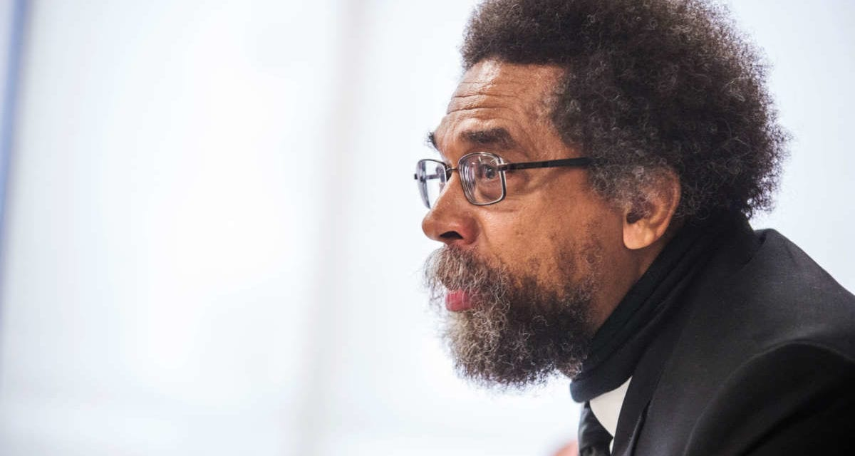 "Cornel West: The Whiteness of Harvard and Wall Street Is ""Jim Crow, New Style"""