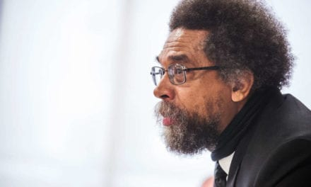 """Cornel West: The Whiteness of Harvard and Wall Street Is """"Jim Crow, New Style"""""""