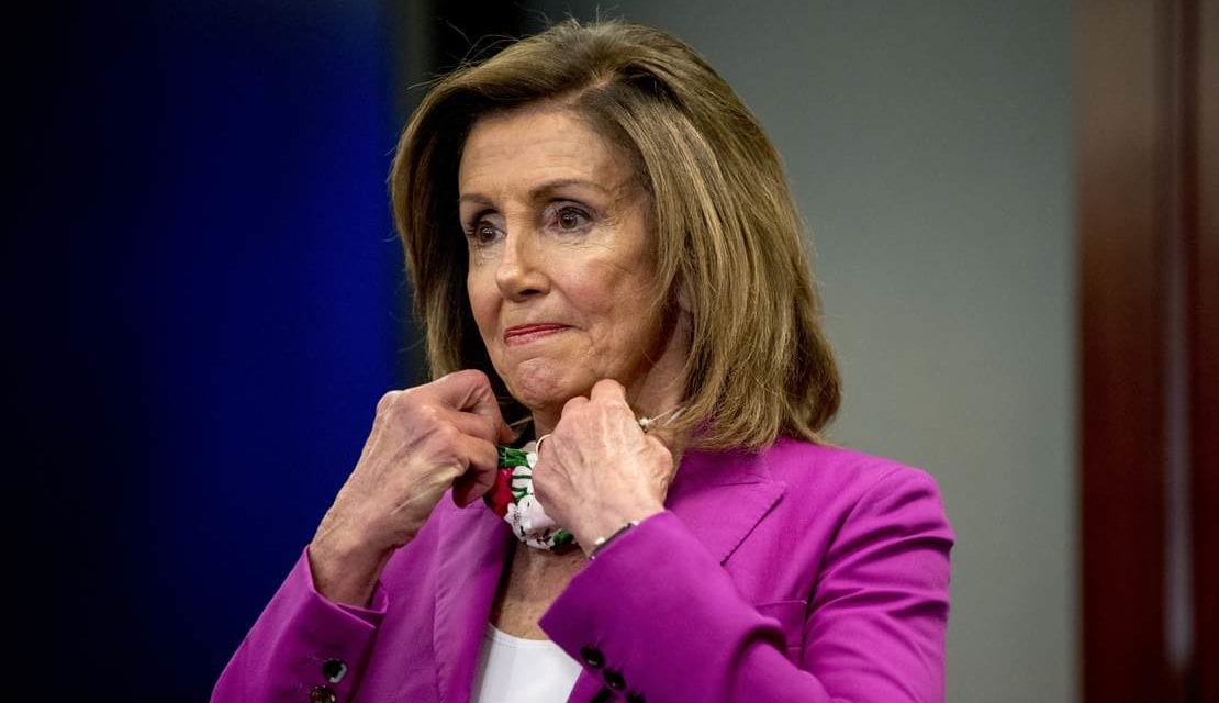 Pelosi Announces 9/11-Style Commission for Capitol Riot