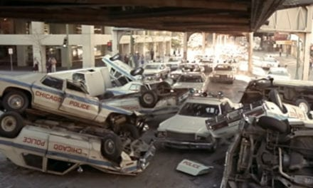 Illinois State Police Wreck Four Patrol Cars in Blues Brothers-Style Chase of Teen Carjackers