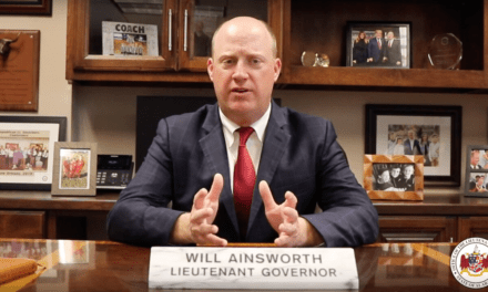 Ainsworth again calls on Ivey to lift 'Big Brother-style' mask mandate – al.com