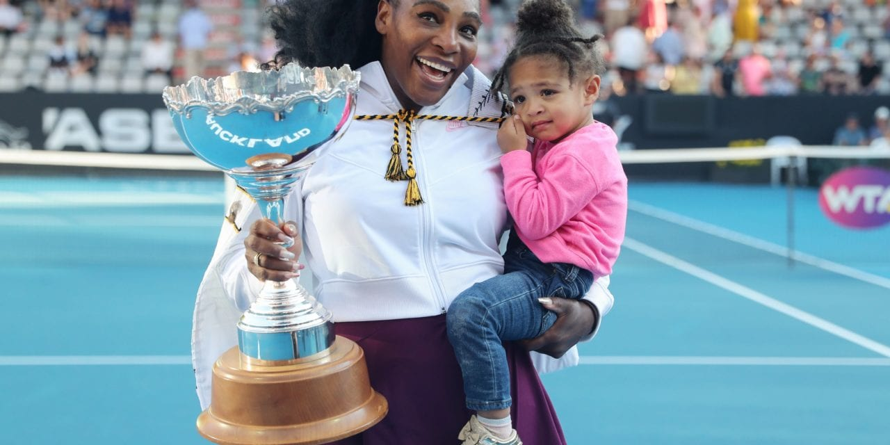 Serena Williams and Her Daughter Olympia Team Up With Stuart Weitzman For Their First-Ever Fashion Campaign – AfroTech